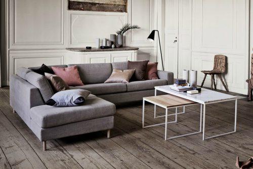 Kodėl verta rinktis skandinaviško dizaino sofą?