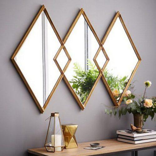 20+ įkvepiančių idėjų kaip veidrodis gali sukurti įspūdingą interjerą