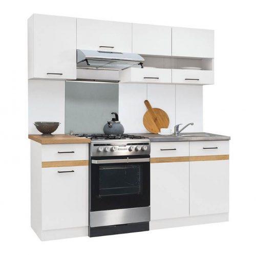 Virtuvės komplektas tik 129 eur.