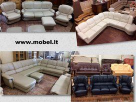Naudoti baldai Vilniuje