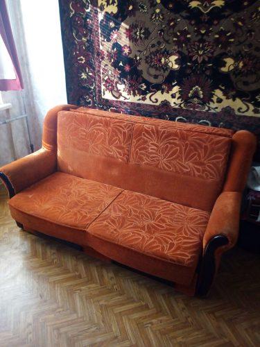 Parduoda sofa lova