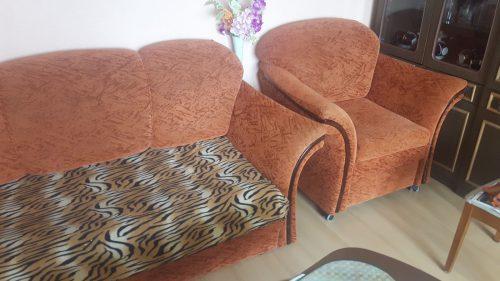 Sofa ir fotelis