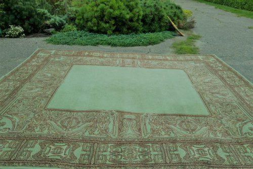 Padevėtas kilimas