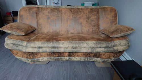 Sofa lova su patalynės dėže