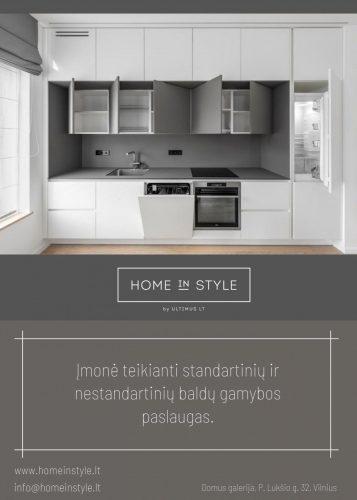 HomeInStyle baldų gamyba