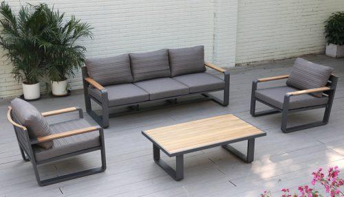 Išskirtiniai lauko baldai