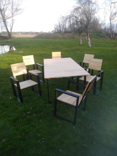 Lauko ir vidaus baldų gamyba